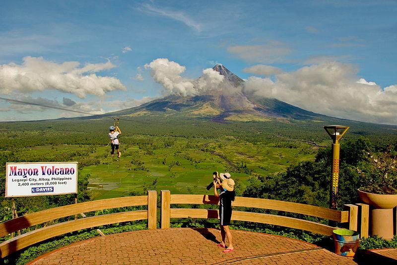 Top Ten Most Active Volcanoes in the Philippines