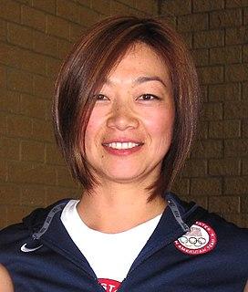 Mayuko Fujiki Japanese synchronized swimmer (born 1975)