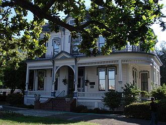 Kennedy Park (Hayward, California) - McConaghy House