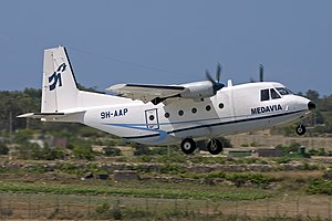 Medavia - CASA C-212-100 Aviocar.jpg