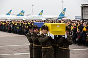 Meeting Bodies of Ukrainian Citizens from PS752 in Boryspil International Airport 22.jpg