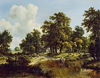 Meindert Hobbema - The Outskirts of a Wood - Wallace Collection.jpg
