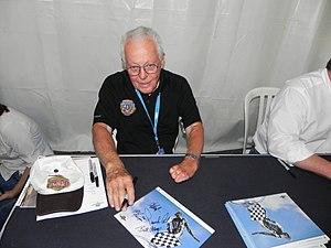 Mel Kenyon - Mel Kenyon at the 2012 Indianapolis 500 Legends Day