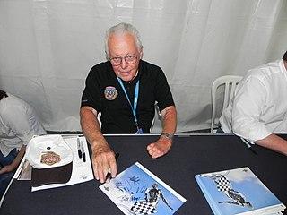 Mel Kenyon American racing driver