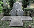 Melaten-Friedhof Köln, Grabstätte Haubrich-Millowitsch, Flur 72a.jpg