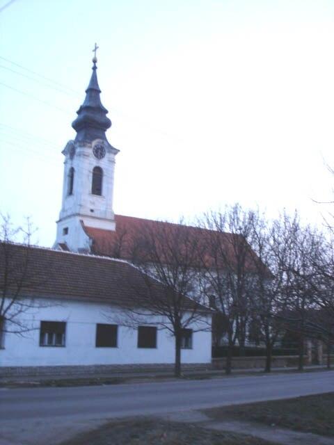 Melenci Orthodox church