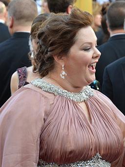 Melissa McCarthy 2012 Oscars