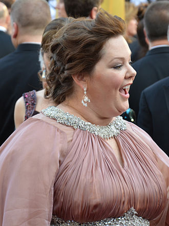 Melissa McCarthy - McCarthy at the 2012 Oscars