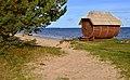 Melnsila kempings pie jūras - panoramio.jpg