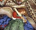 Melozzo da forlì, angeli coi simboli della passione e profeti, 1477 ca., colonna 02.jpg