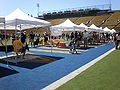 Memorial Stadium during 2009 Cal Fan Apprecation Day 3.JPG