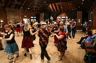 Square dance - Modern Appalachian Square Dancing