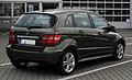 Mercedes-Benz B 180 CDI (T 245, Facelift) – Heckansicht, 10. Juni 2011, Velbert.jpg