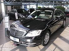 Mercedes benz s class w221 wikipedia mercedes benz s 250 cdi fandeluxe Gallery