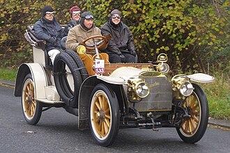 Mercedes Simplex - A 1904 Simplex during the 2008 London to Brighton Veteran Car Run