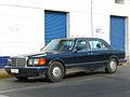 Mercedes Benz 420 SEL 1986 (12397243214).jpg