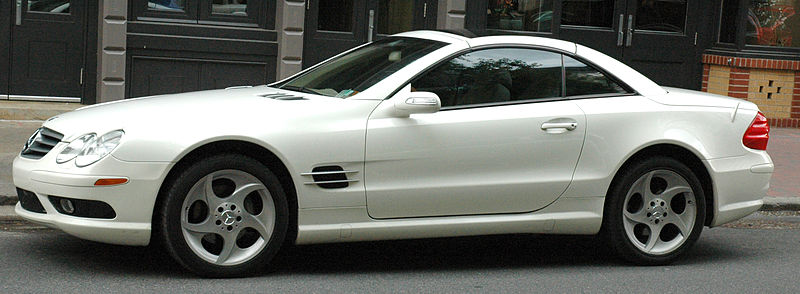 Mercedes Sl500r. some of mine: .sl500