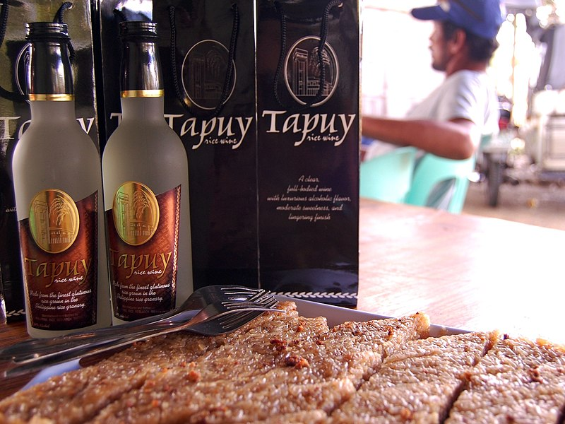 File:Merienda with tapuy and biko.jpg