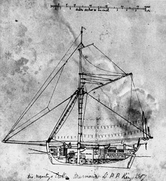 HMS Mermaid (1817) - Image: Mermaid ship (1817)