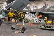 Messerschmitt Bf109E-4-B '4101 - Black 12' (DG200) (33115891765)