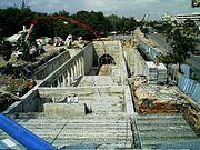 Metro de Santo Domingo, al 22 de Noviembre 2006