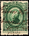 Mexico 1883 documents revenue F101.jpg