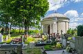 Miłoszyce Cmentarz 1830r - Kaplica w formie Panteonu 4.jpg