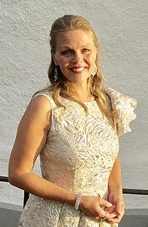 Miah Persson Swedish opera singer