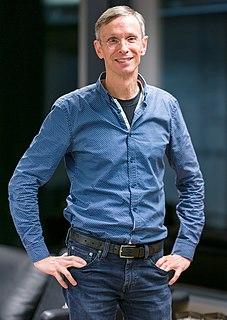 Michael J. Black American-born computer scientist
