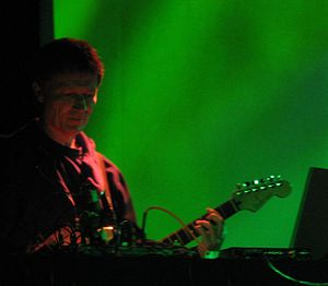 Michael Rother - Michael Rother live in 2007