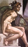 Michelangelo, ignudo 02.jpg
