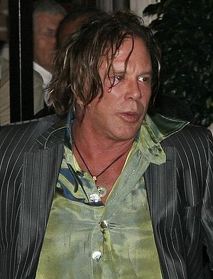 Mickey Rourke - Rourke at the 2008 Toronto International Film Festival.