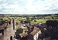 Middleham village centre from the castle - geograph.org.uk - 1828586.jpg
