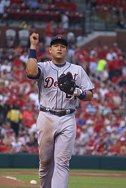 Miguel Cabrera on June 17, 2009.jpg