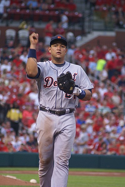 File:Miguel Cabrera on June 17, 2009.jpg