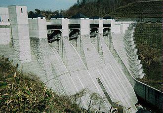 Miharu Dam - Miharu Dam
