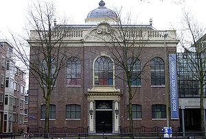 Jodenbuurt - Joods Historisch Museum (Jewish Historical Museum)