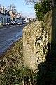 Milestone, Dalrymple - geograph.org.uk - 1150699.jpg