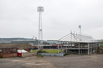 Millmoor - Image: Millmoor Stadium 2015
