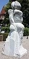 Millstatt - Skulptur - Von Neuem geboren (Michael Printschler)2.jpg