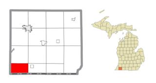 Milton Township, Cass County, Michigan Civil township in Michigan, United States