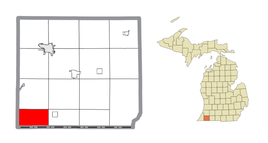 Milton Township, Cass County, Michigan