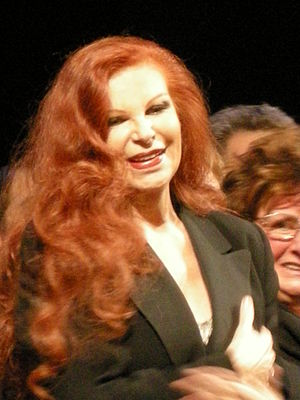 Milva - Milva at a theatre presentation of La variante di Lüneburg (2009)
