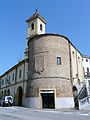 Mirabello Monferrato-chiesa san michele-abside.jpg
