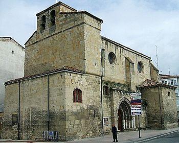 Iglesia del Espíritu Santo, Miranda de Ebro