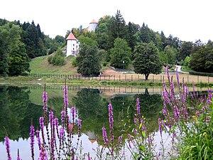 Mirna (settlement) - Mirna Pond