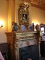 Mirror Fireplace with Straight and Bent Knees Casa del Sun God - Bedroom.jpg