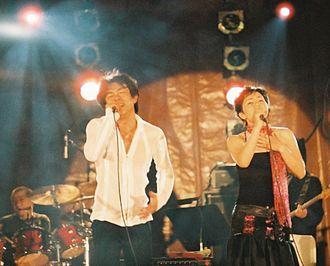 Kazufumi Miyazawa - Miyazawa Sick Band - Kazufumi Miyazawa and Claudia Oshiro - Europe Tour 2005 (Przemyśl)