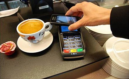 Mobile payment system in Norway. Mobile payment 01.jpg
