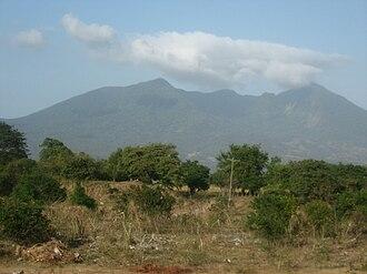 Mombacho - Image: Mombacho far